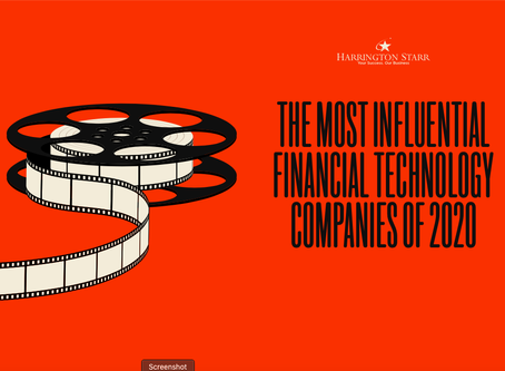 Baymarkets have been listed as one of the Most Influential Financial Technology Companies of 2020