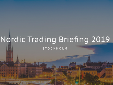 Looking Ahead to the FIX Nordic Trading Briefing 2019
