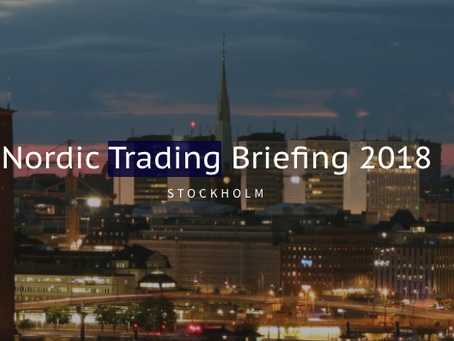 What to expect at the FIX Nordic Trading Briefing