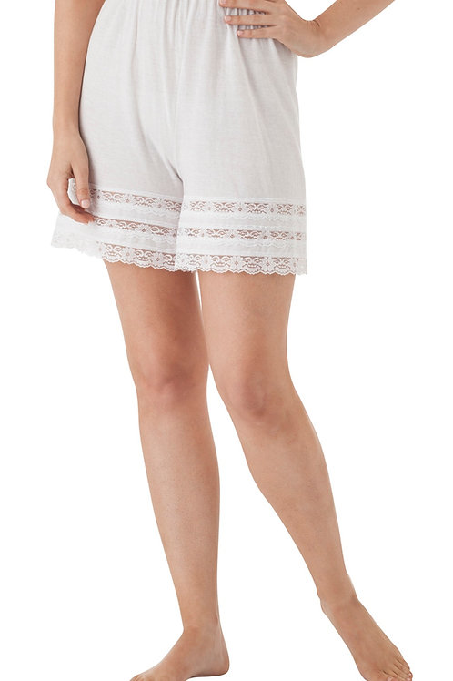 Knit Cotton Pettipants Snip-It Style Bloomers