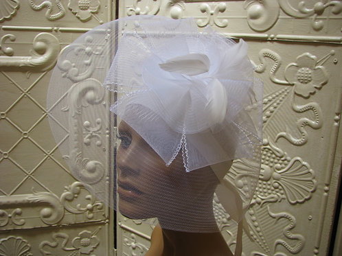 Plain and Simple Glamour Fascinator