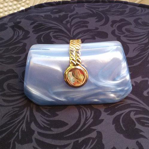 Lucite Mini Handbag