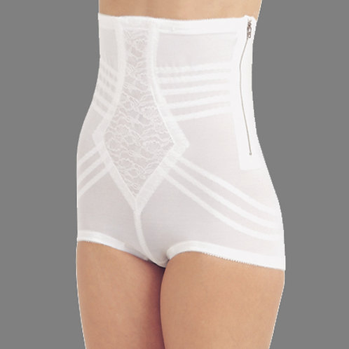 """No Roll"" High Waist Firm Shaping Panty"