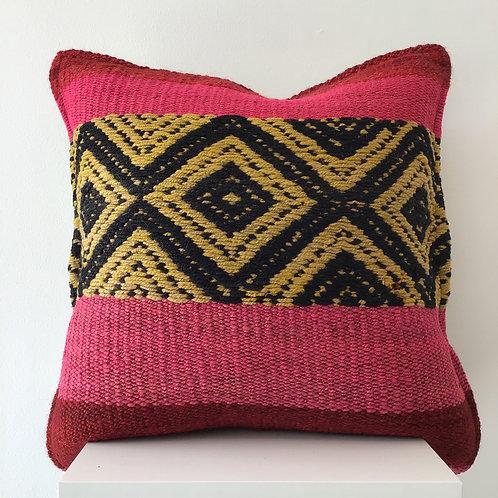 Peruvian Pillow  Ocho