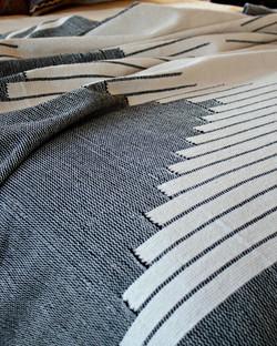 Detail in Nazca Blanket