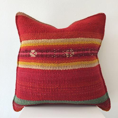 Peruvian Pillow  Once