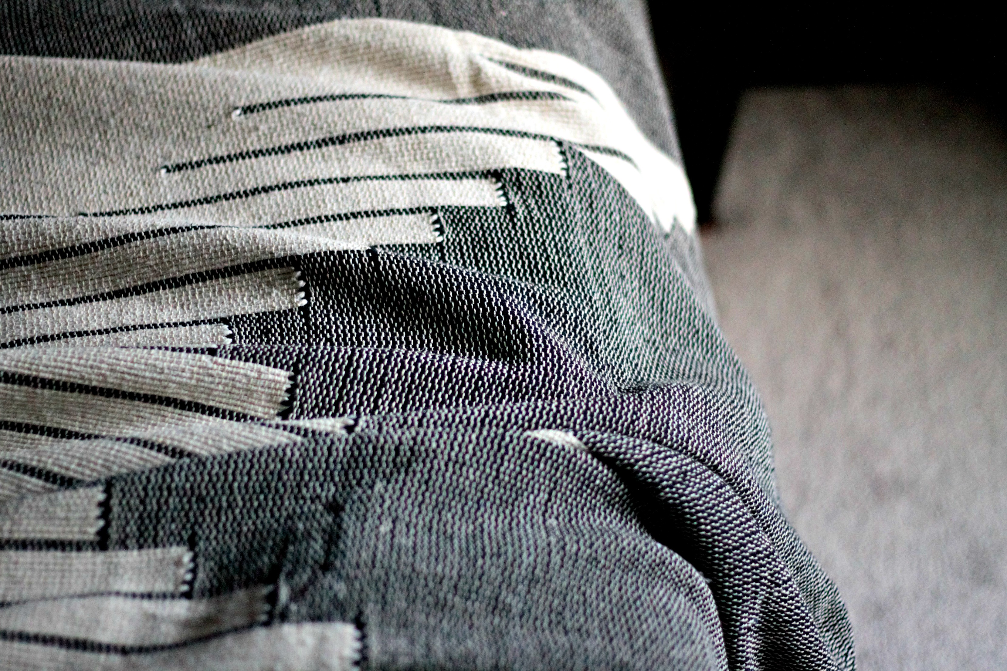 Nazca Blanket detail