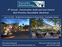 Graphic for Seminar - Scottsdale - June