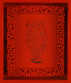 1989 - The Green Vase in Red