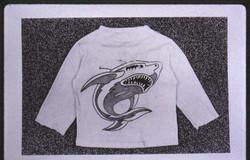 Shark T-shirt -[-]