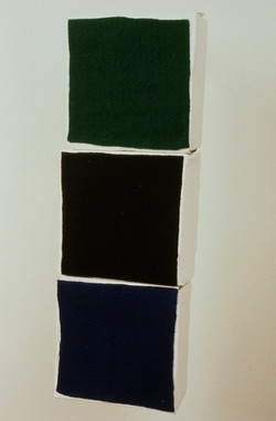 1991 - Green, Black and Blue
