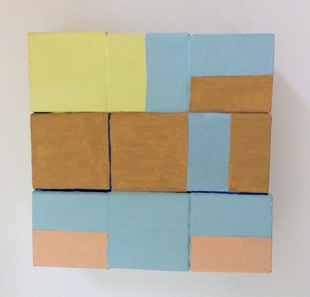 2006-Assortment: Yellow, Ochre, Blue