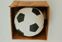 1991 - Sculpture - Drawing, Soccer Ball - Box