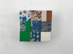 A Flowered Corner - 2021