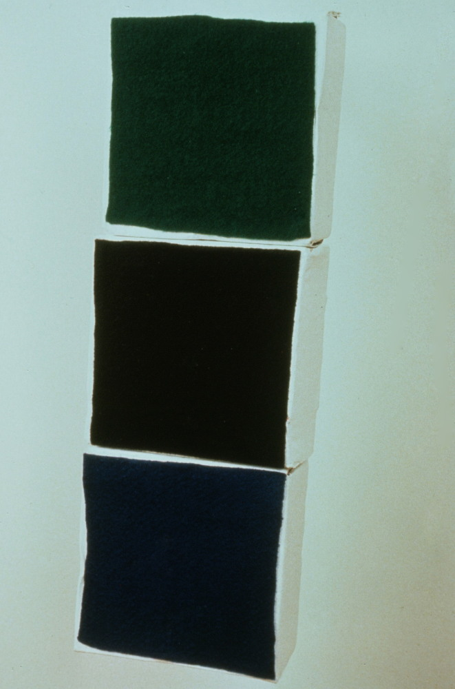 1991-Green, Black and Blue