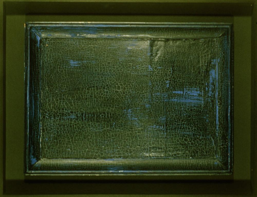 1986 - Blue Panel