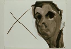 1991 - Self Portrait with X