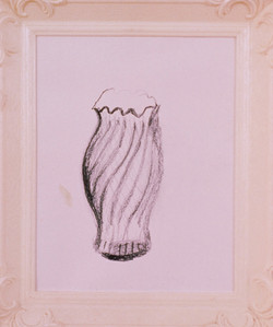 1989 - White Vase Drawing