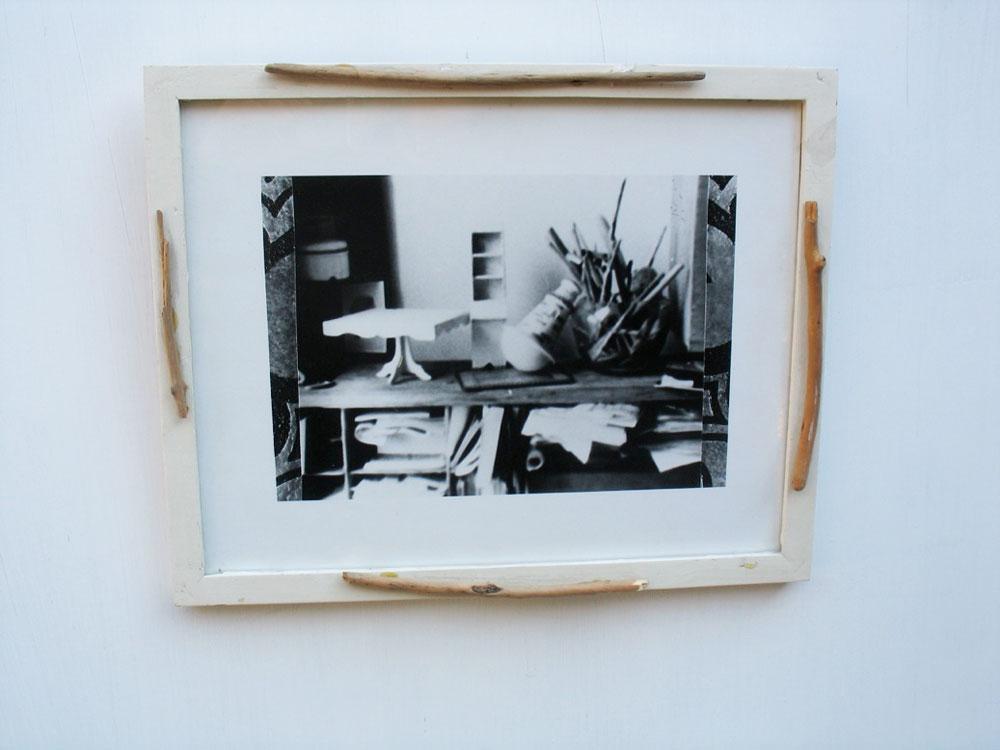 Bookcase Still Life - [1978]
