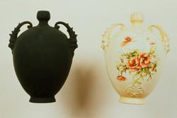 1991 - Vase Cast with Original