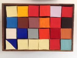 2002-Colored Square Boxes....