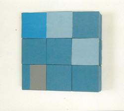 2006-Assortment: Blue and Gray