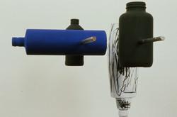1991 - Four Plastic Bottles