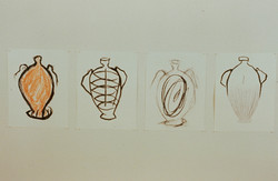 1991 - Four Drawings