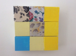 Yellow and blue ware - 2016