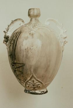 1991 - Drawn Cast Vase