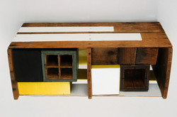 2002 - Interior Boxes in Two Views