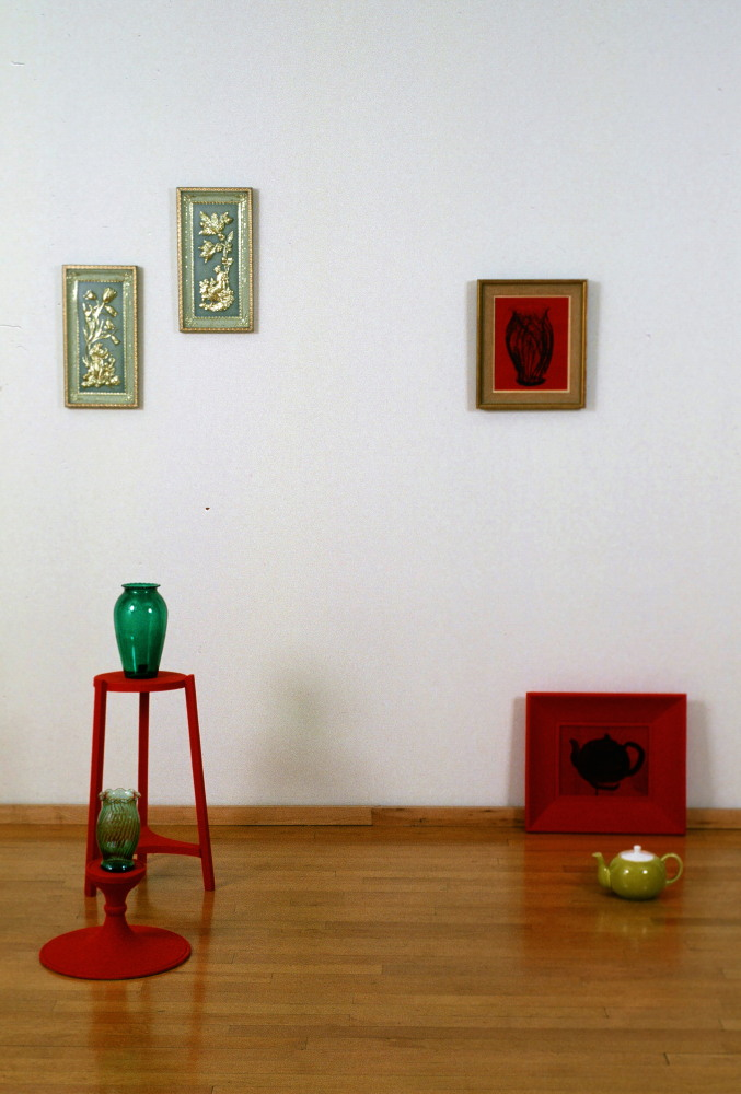 1989 - After Matisse-the Red Studio