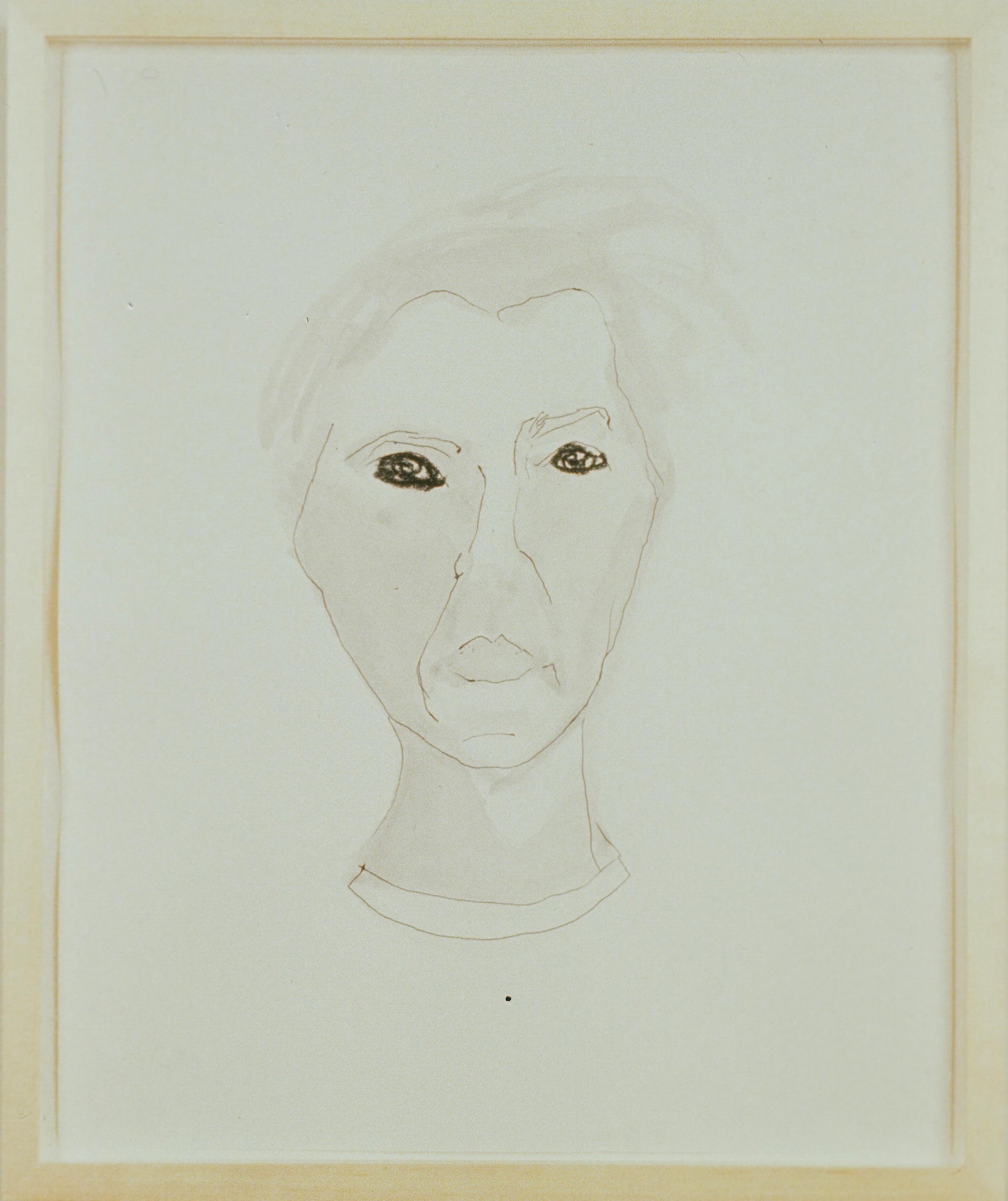 1991 - Self Portrait as Vase