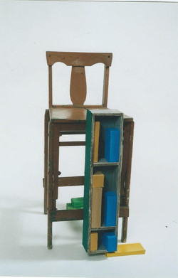 Remade Chair - [2005]