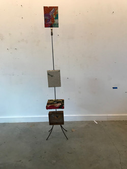 2021 - Drawing Post Sculpture