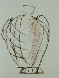 1991 - Vase Drawing