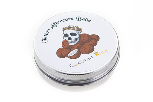 Coconut King Tattoo Aftercare Balm 60ml