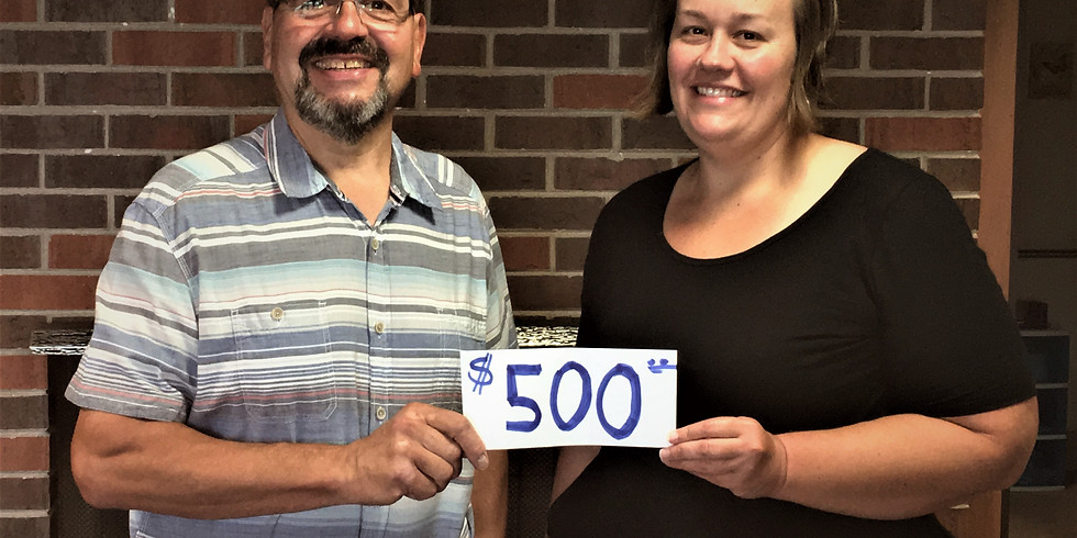 Gathering of Disciples Donates to In Courage
