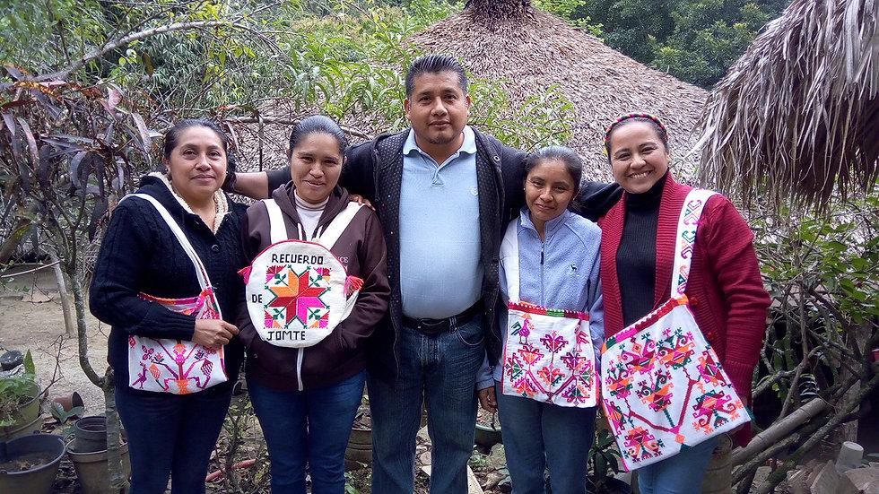 HUA- Participantes de Fondo para la Paz