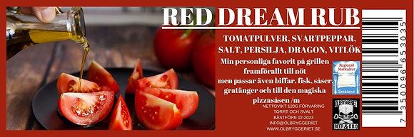Red Dream Rub