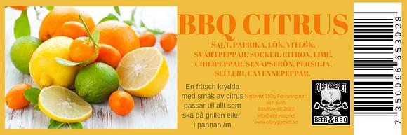 BBQ Citrus