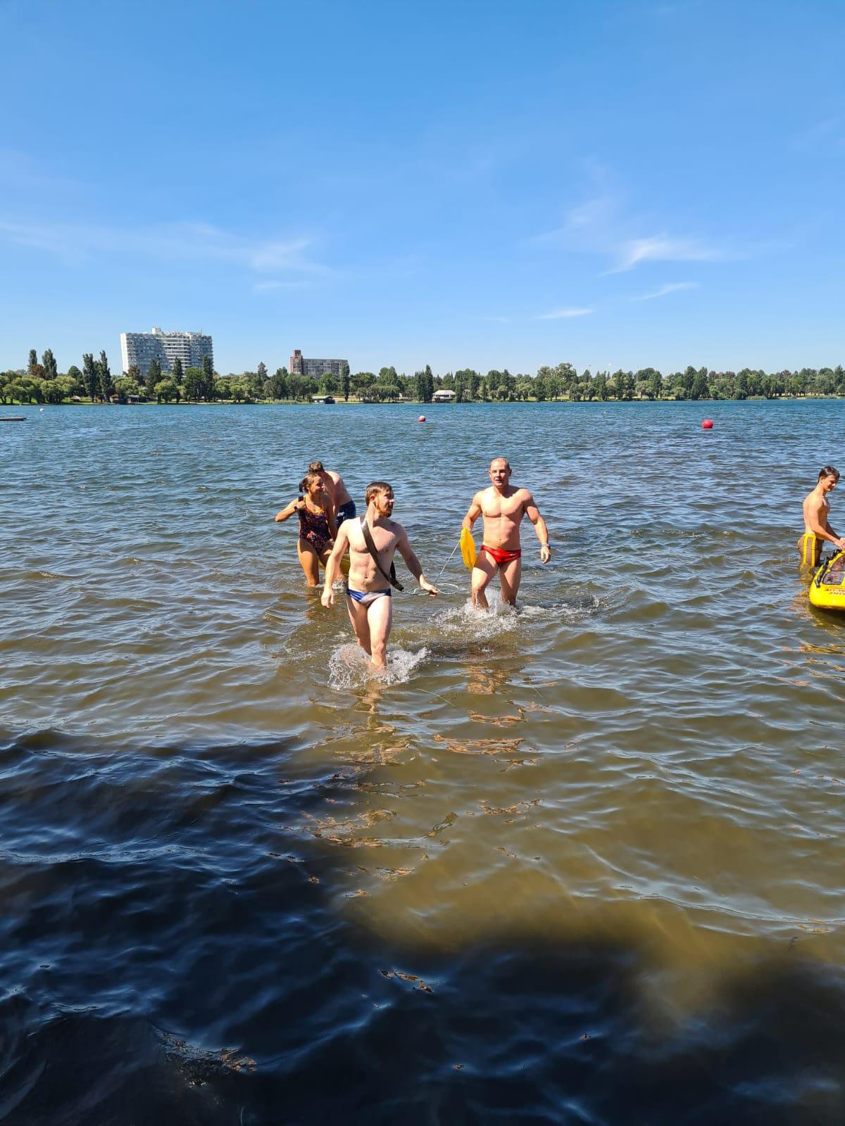 PLS Open Water Lifeguard