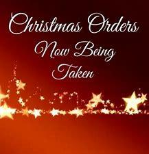 Christmas Meat Orders