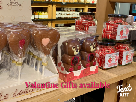 Valentine - Meal Offer & Gifts