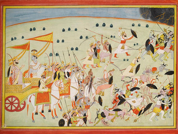 What is the Contribution of the Mahabharata to Strategic Thought?