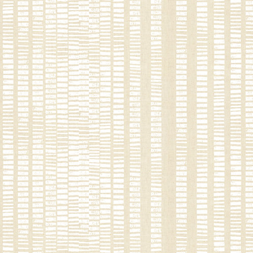 High Tide (white), Cotton & Steel fabric