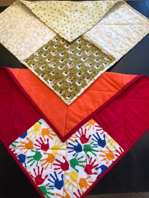 Learn to Sew; Four Square Quilt