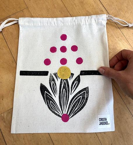 Crista Jaeckel Drawstring Bag