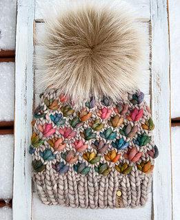 Lotusflower Beanie Kit