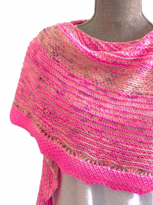 Hug Shot Shawl in URTH